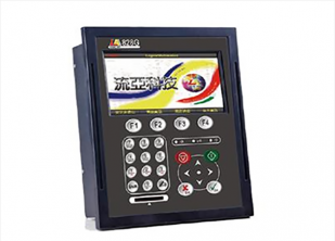 功能型染色机彩屏控制器