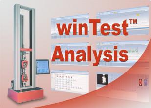 WINTEST分析材料测试软件