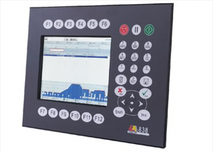 实用型全方位染色机控制器