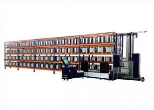 仓储式染料秤料系统
