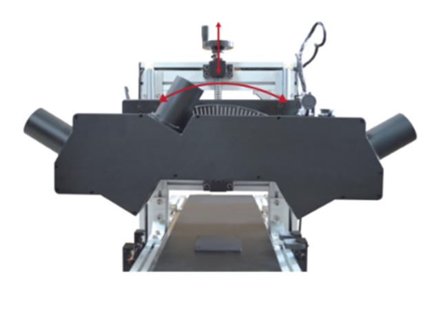 非接触式在线光泽测量系统1